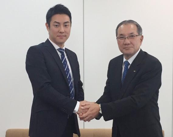 大阪府との連携協定